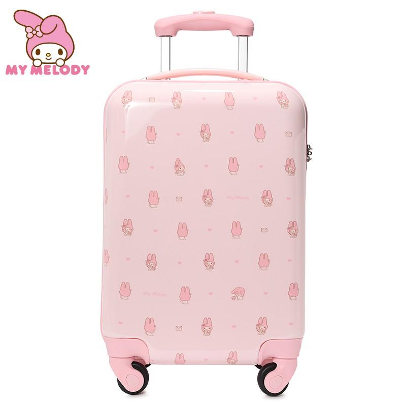 กระเป๋าเดินทางล้อลาก My Melody / 18 นิ้ว