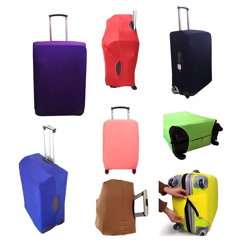 ผ้าคลุมกระเป๋าเดินทางแบบยืด M22-24'