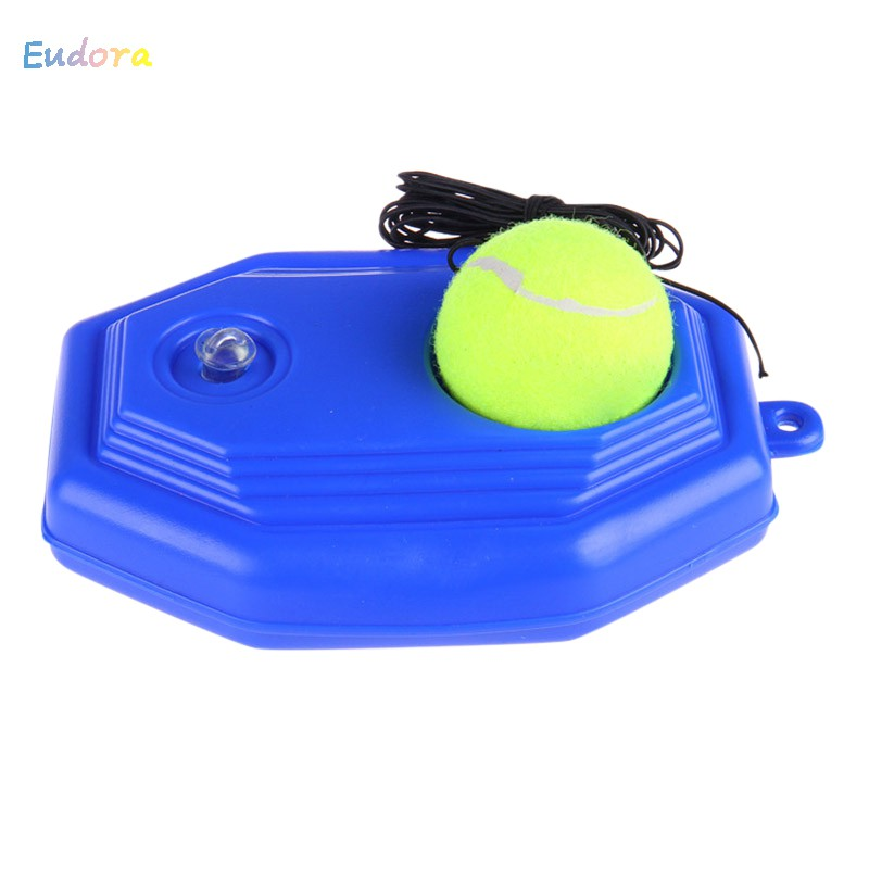 1PC Tennis Practice Single Self-Study Training Tools Intensive Trainer New US
