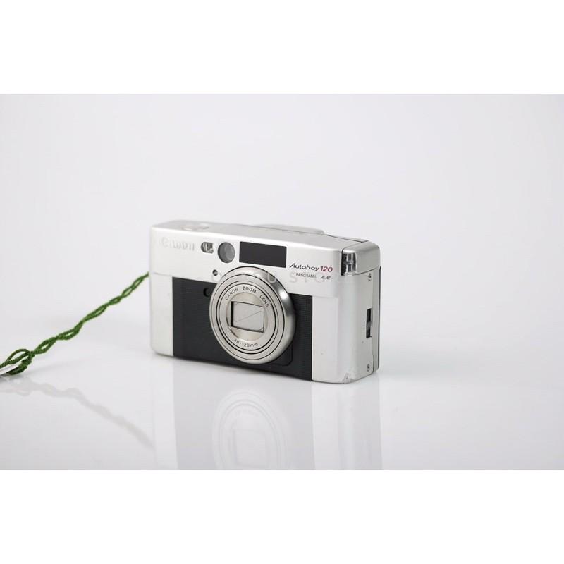 กล้องฟิล์ม Canon autoboy 120 panorama
