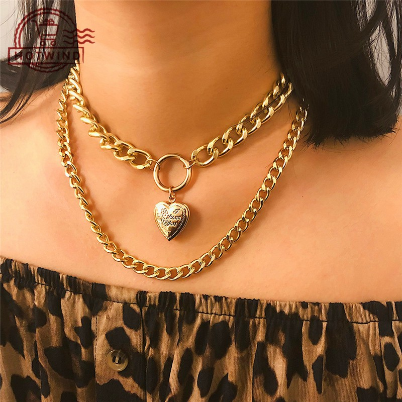 Punk Gothic Jewelry Gold Black Velvet V Charm Tattoo Choker Necklace Vintage USA