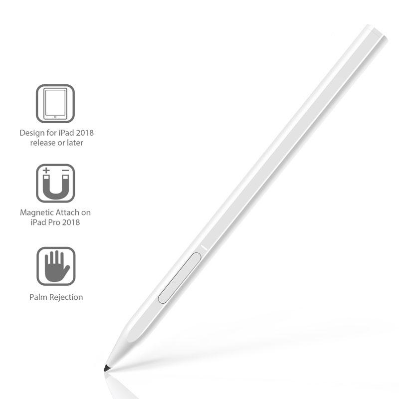 สัมผัสป้องกันความผิดพลาดApplePencil iPadปากกา StylusIPAD20182019PRO/AIR/MINI mbg1