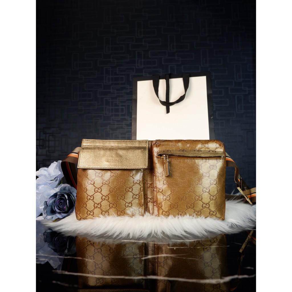 กระเป๋าคาดอก Gucci 28566 Belt Bag