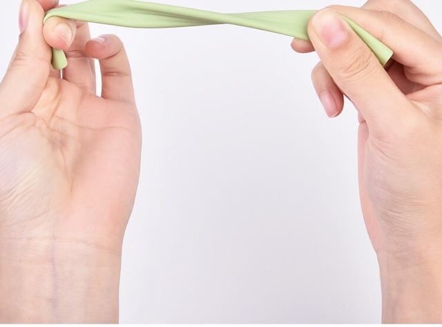 พร้อมส่งเหลือแต่ Gen2 ปลอกซิลิโคนปากกาไอแพด เคสซิลิโคน รุ่น1/รุ่น2 Apple Pencil Case gen1/gen2 OeME