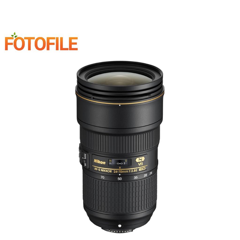 Nikon AF-S 24-70mm f/2.8E ED VR ใหม่!