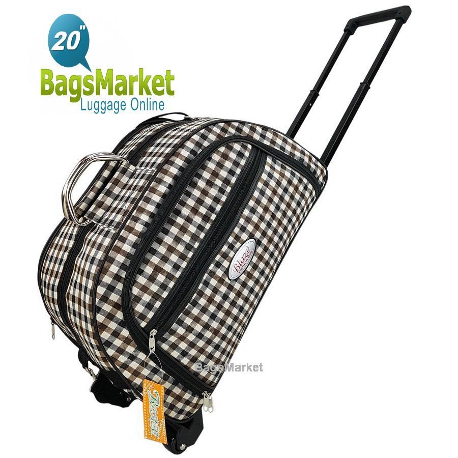 กระเป๋าเดินทางล้อลาก Luggage Blaze ขนาด 20 นิ้ว กระเป๋าล้อลาก กระเป๋าเดินทางล้อลาก