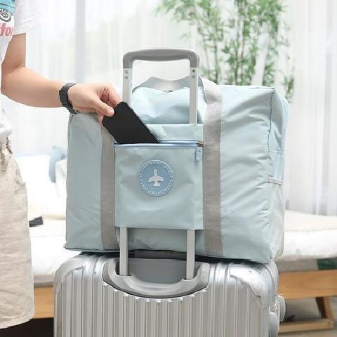 ✼กระเป๋าเดินทางบนกระเป๋าเดินทาง กระเป๋าเดินทางใบเล็ก หญิงระยะสั้น กระเป๋ารถเข็นขนาดเล็ก กระเป๋าเดินทางความจุขนาดใหญ่แบบพ