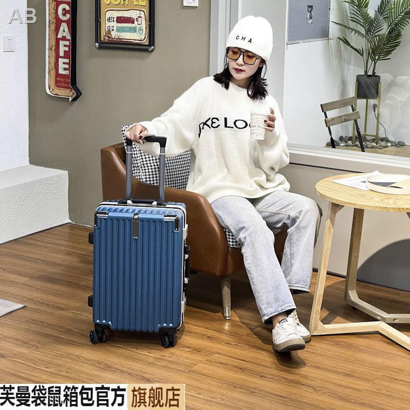 > กระเป๋าเดินทางกระเป๋าเดินทางแบบจิงโจ้ชาย 20 นิ้วกระเป๋าเดินทาง 22 กระเป๋าหญิง 24 นิ้วกระเป๋านักเรียน