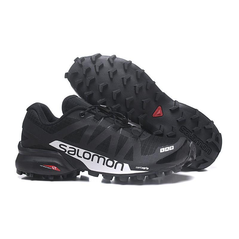 Salomon Speedcross Pro 2 สีดำสีขาวสำหรับผู้ชาย