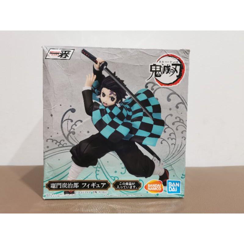 มือสอง กล่องไม่สวย Kamado Tanjiro BANDAI Ichiban Kuji Kimetsu No Yaiba A prize figure