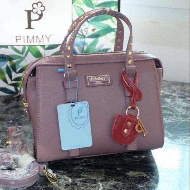 กระเป๋าแท้  พิมมี่. ราคาถูกที่สุด. 380บาท