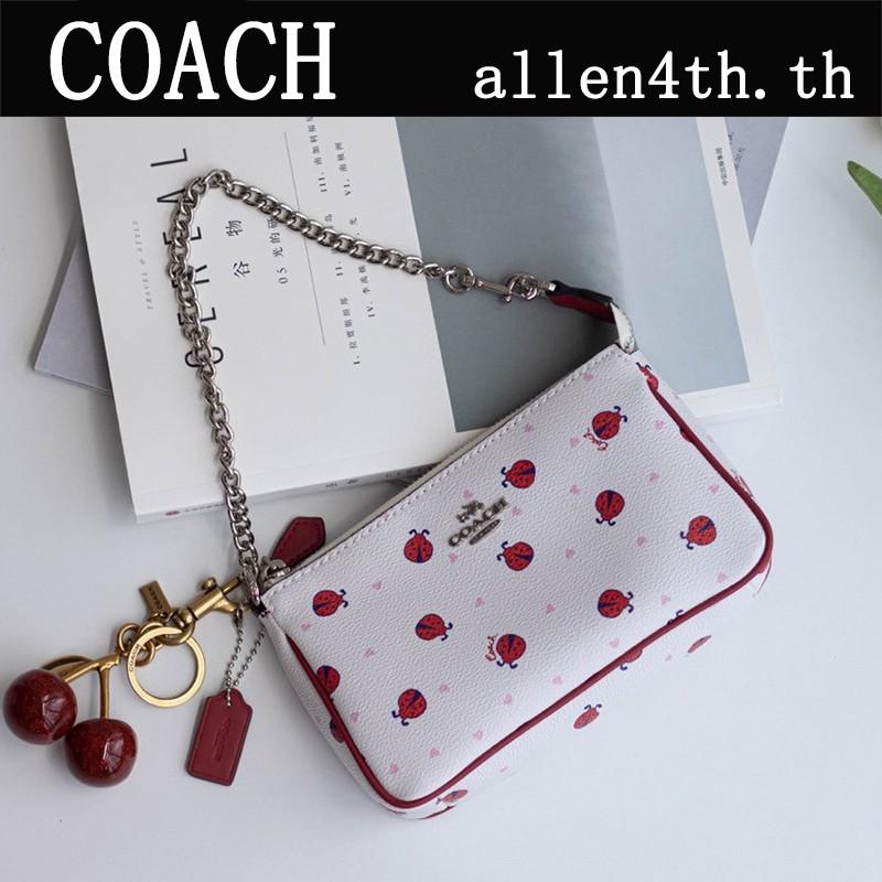 coachกระเป๋าสะพายข้างผู้หญิง /  F31127  / crossbody bag / กระเป๋าสะพายข้างสายโซ่