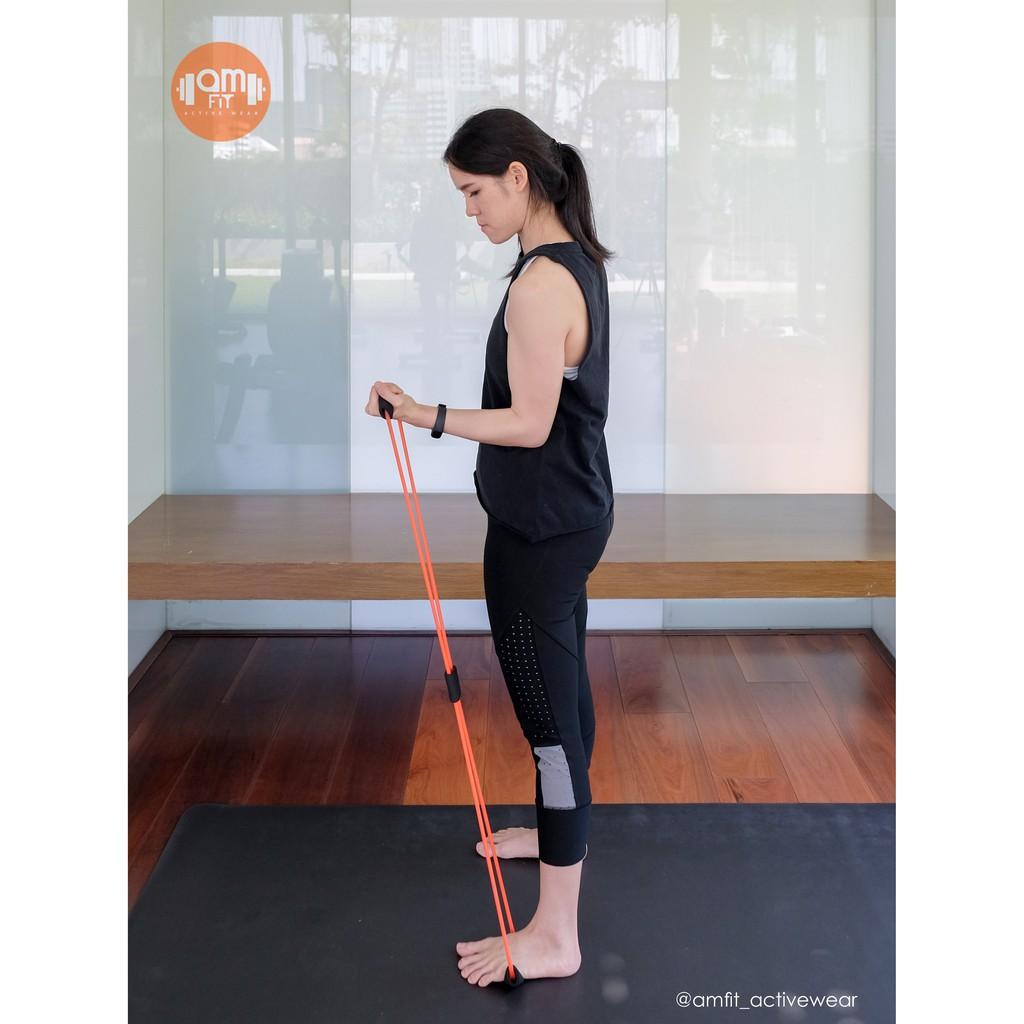 ✔️เตรียมการจัดส่ง✔️ยางยืดออกกำลังกาย ยางยืดฟิตเนส สายแรงต้าน ออกกำลังกาย ยางยืดโยคะ ยางยืดออกกำลังกาย resistance band fi