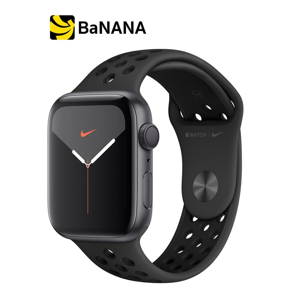 Apple Watch Nike Series 5 GPS Space Grey Aluminium Case with Anthracite/Black Nike Sport Band