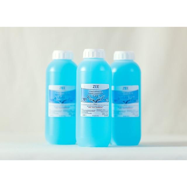 เจลล้างมือแอลกอฮอล์ 1000 ml แพค 3 แกลอน
