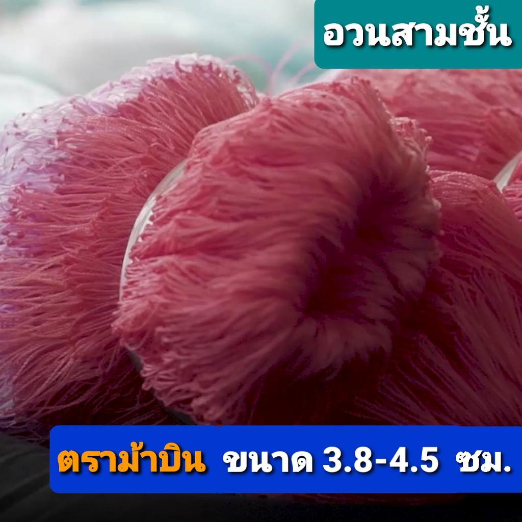 เนื้ออวนสามชั้น กั้นงู ตา 3.8-4.5 อวนลากกุ้ง อวนลากปลา อวนกุ้งลอย อวนกุ้งสามชั้น เนื้ออวนด้าย ดางดักปลา ข่ายใยบัว กัดปลา