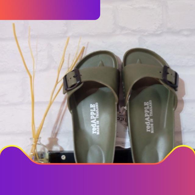 ♥[Ready to ship] รองเท้าแตะผู้หญิง รองเท้าแตะผู้หญิงสายเดี่ยวสุดชิค ทรงbikenstock
