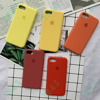 Image # 4 of Review [For iPhone XR] ซองโทรศัพท์ซิลิโคน Full Coverage Silicone Case Solid Color Soft Phone Cover Stylish Simplicity