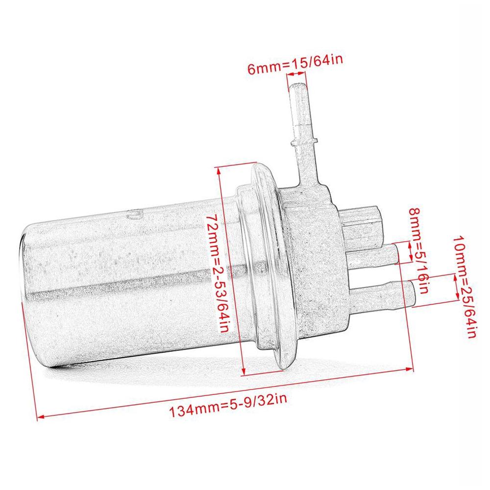 2008 To 2015 Petrol Pump Fuel Pump Honda Cbf125 Cbf 125