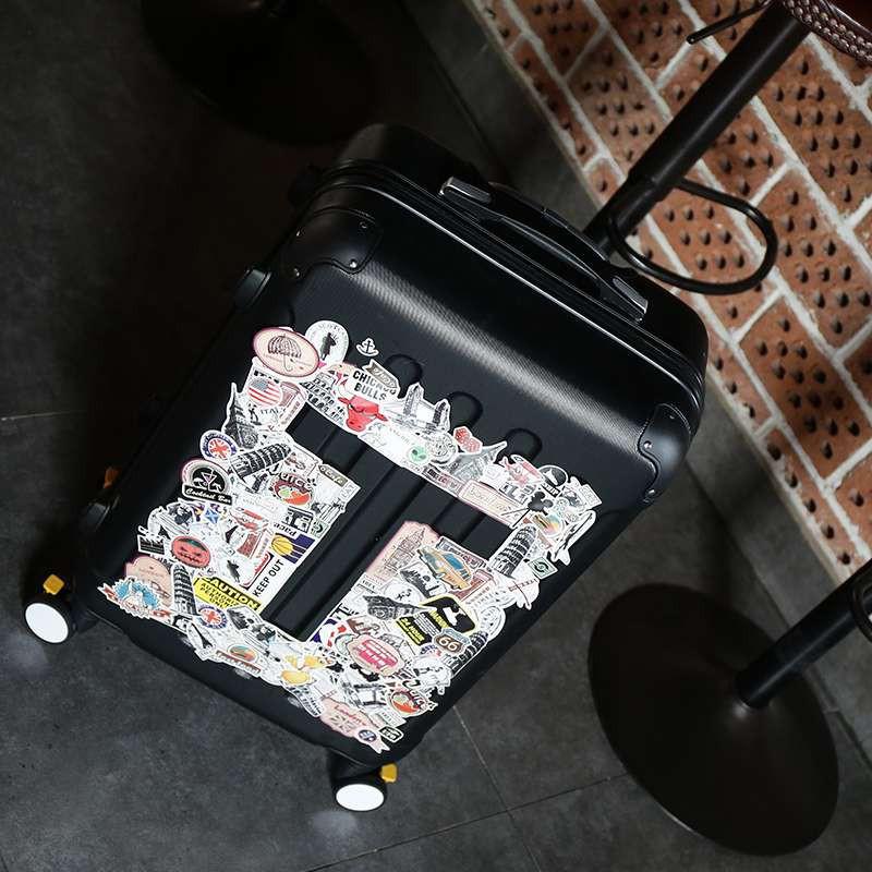 ✸2019 เด็กกระเป๋าเดินทางรถเข็นกระเป๋าเดินทางกระเป๋าเดินทางล้อสากลเด็กโรงเรียนประถมนักเรียนวัยรุ่น 20 นิ้ว 24 นิ้ว