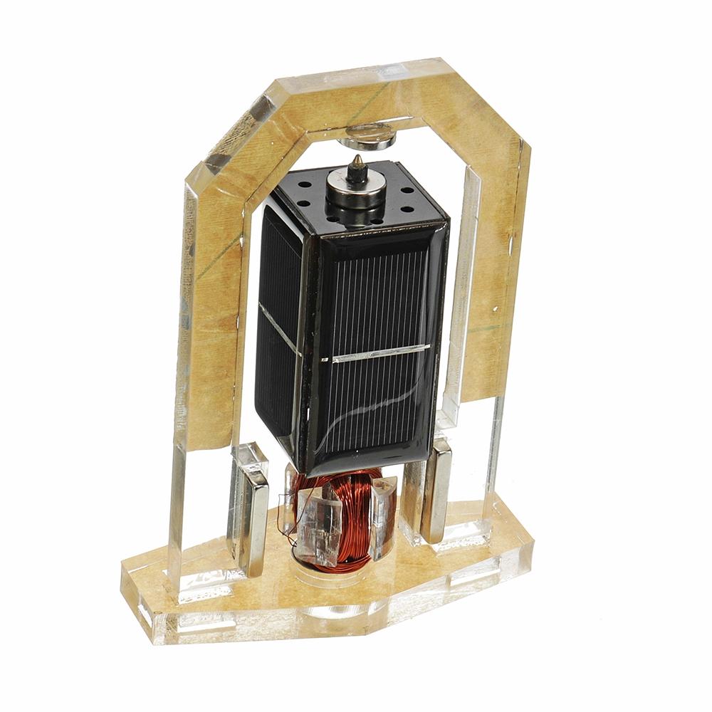 Vertical High Mendocino Solar Motor  Levitating Educational STARK-8 Model Toy