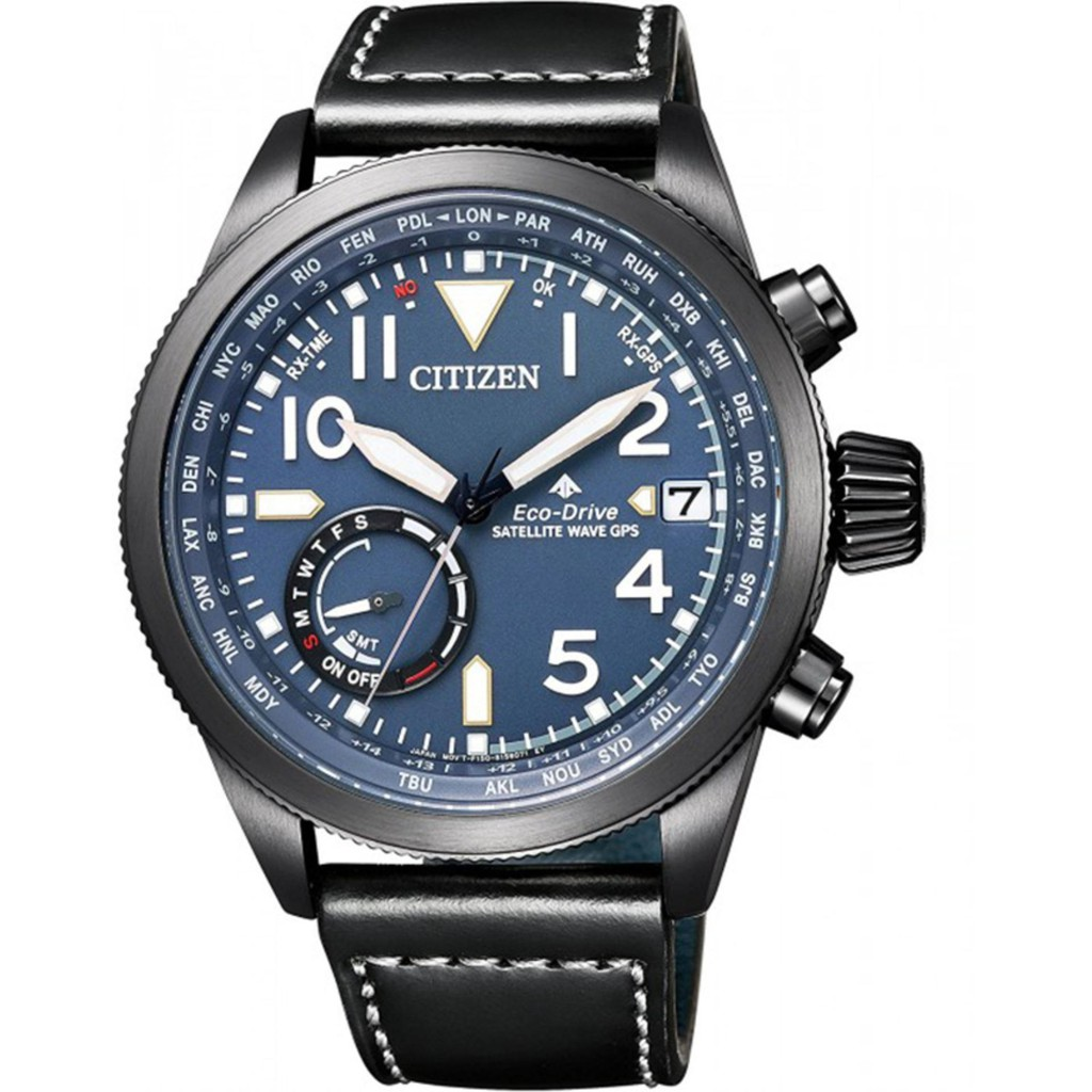 CITIZEN Eco-Drive Promaster Satellite Wave ผู้ชาย - CC3067-11L (PR15)