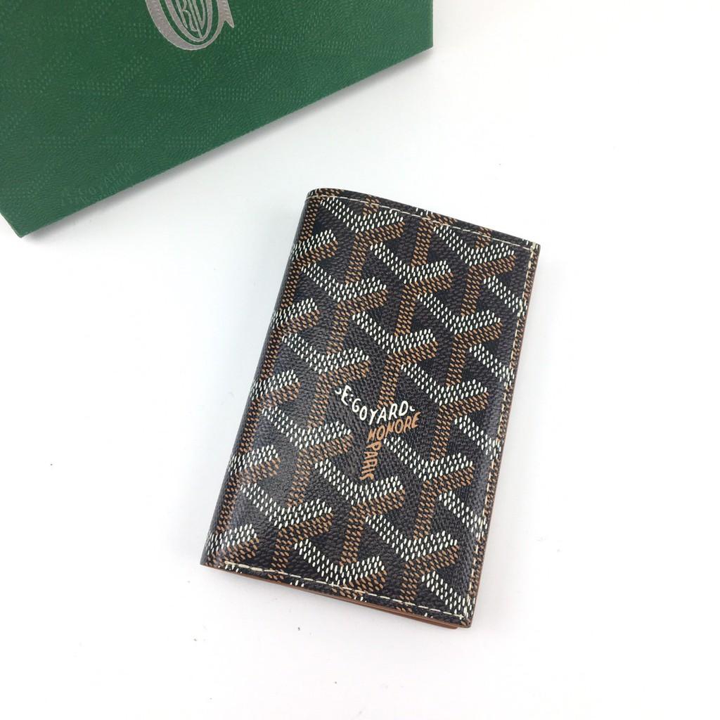 Goyard card holder พร้อมส่ง ของแท้ 100%