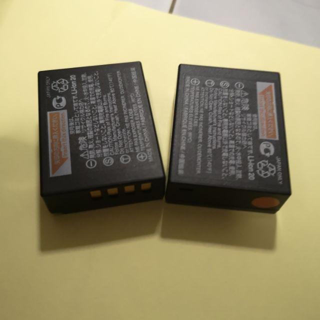 แบตเตอรี่ fuji np-w126s ของแท้ มือสอง xt100 xa2 xa3 xa5 xa10xa10 w126ฟูจิ