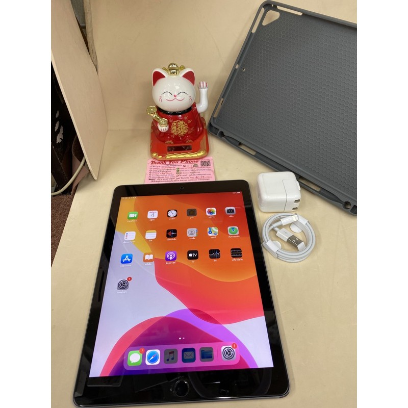 # iPad Pro 9.7-128GB.WiFiศูนย์THมือสองสภาพสวย