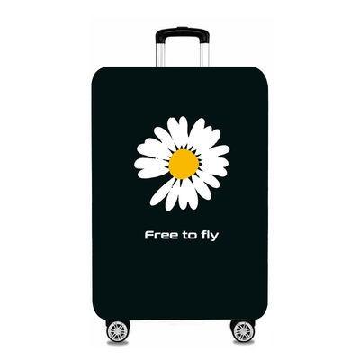ผ้าคลุมกระเป๋าเดินทาง ยืดหยุ่น 【น่ารัก/แฟชั่น】 ป้องกันฝุ่น ป้องกันรอยขีดข่วน ผ้าคลุมกระเป๋าเดินทาง หนาพิเศษ 18-32 นิ้ว