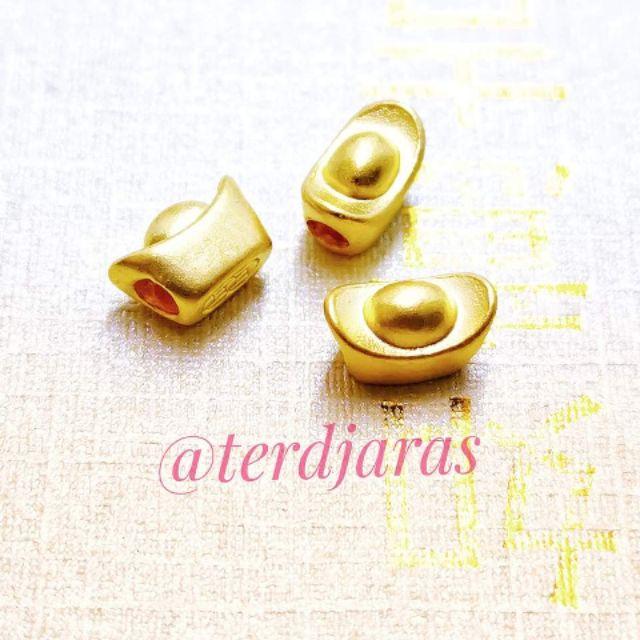 ตำลึงทองคำ กิมตุ้งทองคำ ก้อนทองคำ99.99 ราคา 599 บาท