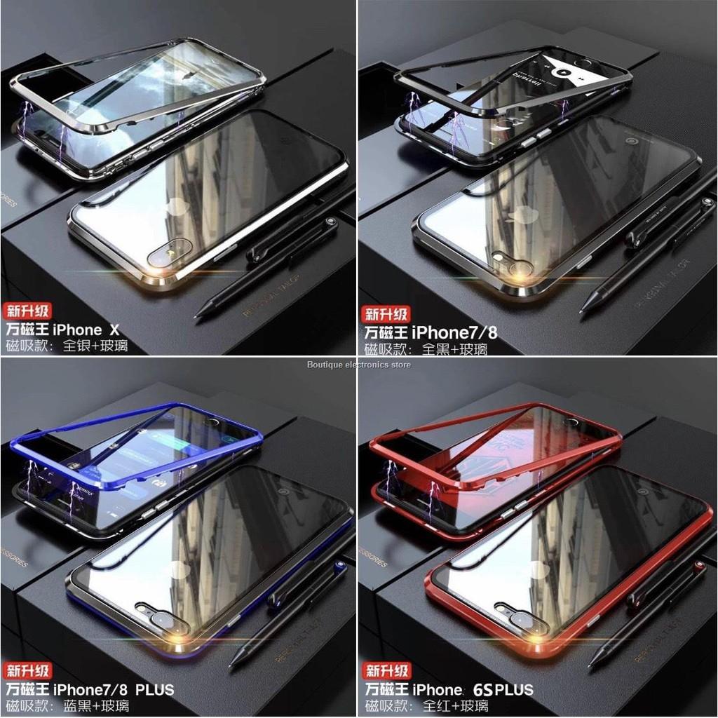 ☼┋100 % ของแท้ !! [ส่งจากไทย เร็ว1-2วัน] Case Samsung S8 S8plus S9 S9plus S10 S10plus เคสโทรศัพท์ Magnetic degree gala