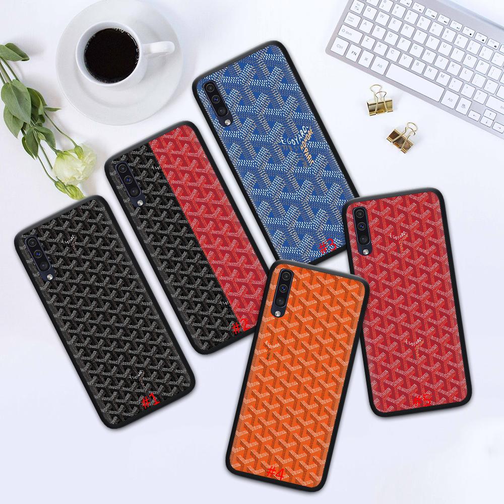 เคสโทรศัพท์มือถือพิมพ์ลาย Goyard สําหรับ Samsung Galaxy Note 20 Ultra M 11 M 21 M 30 S M 31 S A 21s