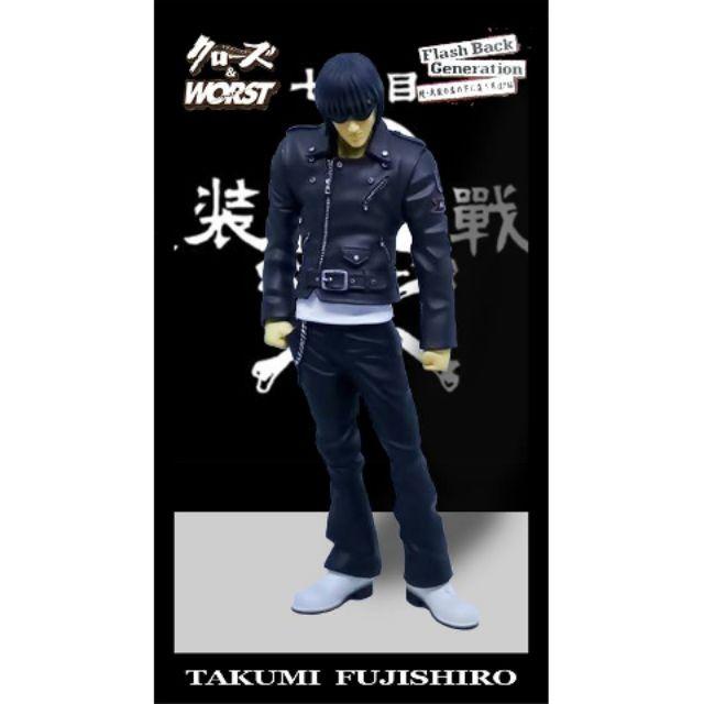 อีกา 22 cm CROWS & WORST 22 cm TAKUMI FUJISHIRO (Dive Perfection Limited Edition)