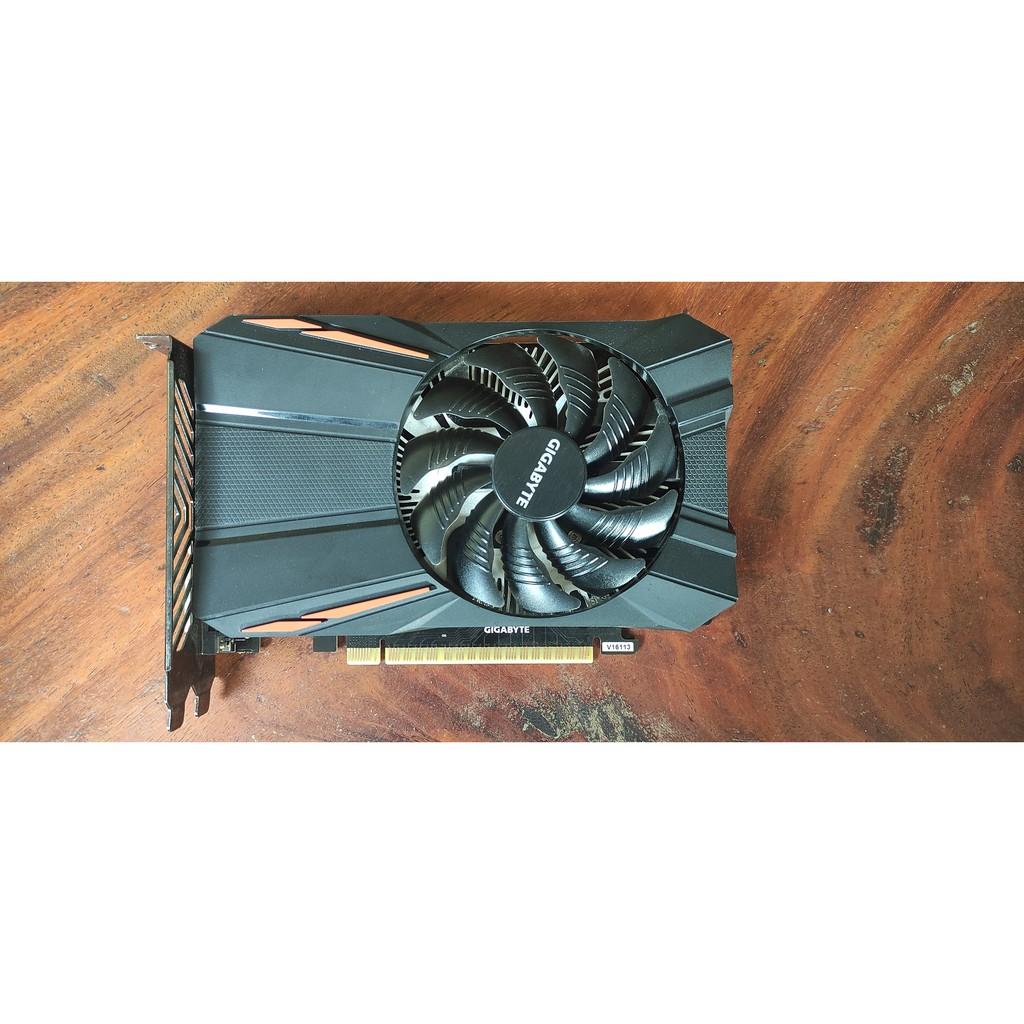 Gigabyte GeForce GTX 1050 Ti 4GB มือสอง