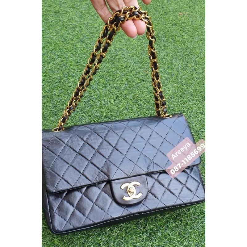 "Vintage Chanel Classic 10"""