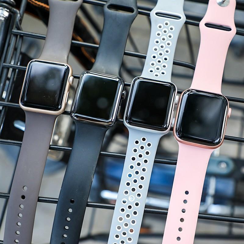 สายนาฬิกาข้อมือสําหรับ Applewatch iwatch Apple Watch series 1 Generation 2 รุ่น 3 4 5 6