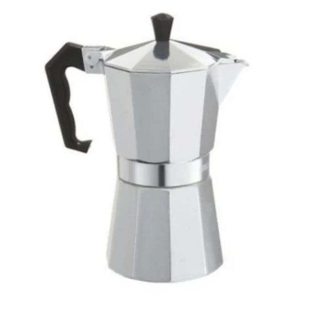 6 cup กาต้มกาแฟสดเครื่องชงกาแฟสด แบบพกพา ใช้ทำกาแฟสดทานได้ทุกที
