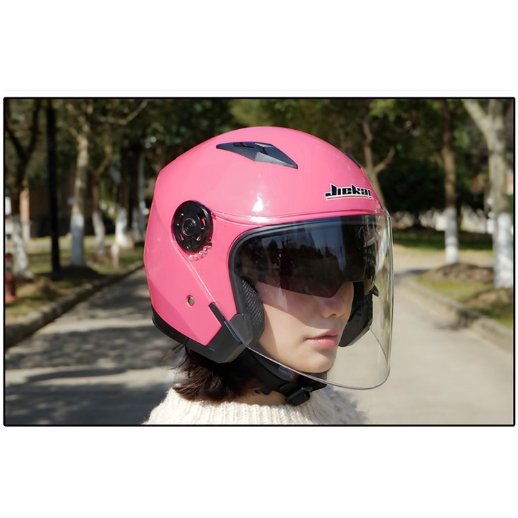 หมวกกันน็อครถจักรยานยนต์เปิดหน้า