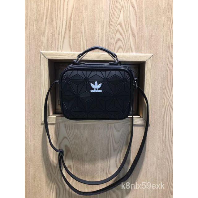 amh7 [CLEARANCE SALES] Adidas 3D Issey Miyake Sling Bag HandBag Clutch Bag Casual Sport