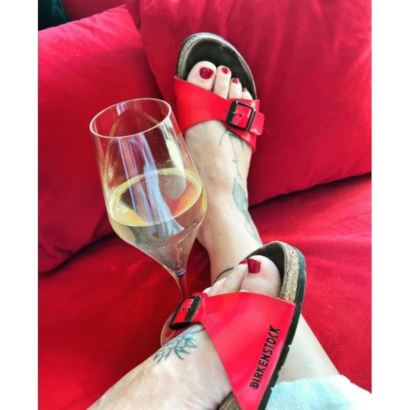 [รองเท้าแตะ]Bikenstock Madrid แตะสายเดียว รุ่นฮิต❗
