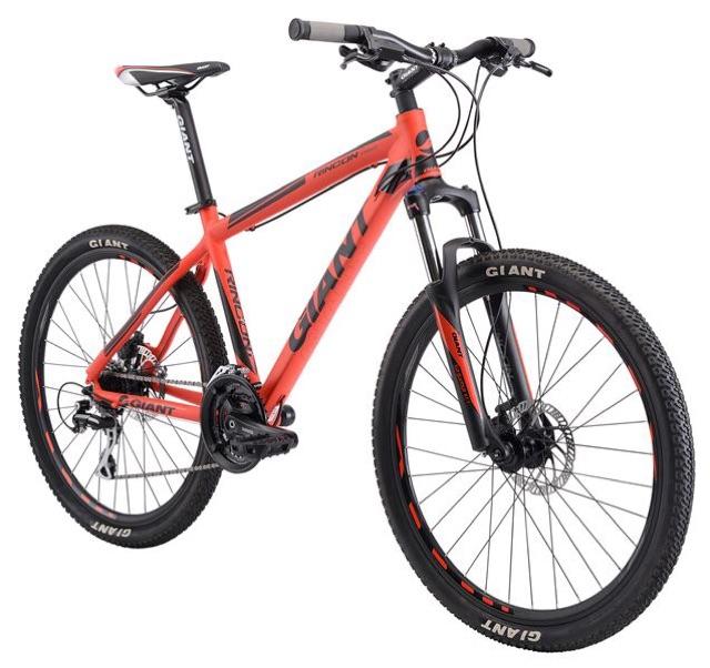 รถจักรยานเสือภูเขา giant tincon