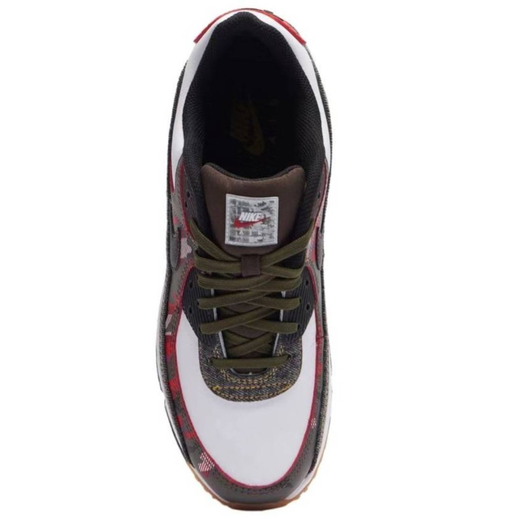 Nike Airmax Mx - 90-3m รองเท้าผ้าใบแฟชั่นสีขาว