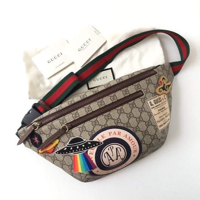 Gucci Belt Bagของแท้ 100%