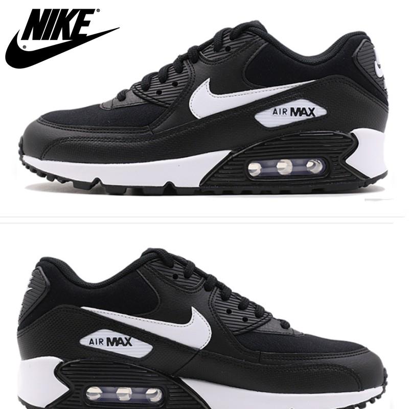 Original Air max 90 รองเท้ากีฬารองเท้าวิ่งรองเท้าผ้าใบ 325213-047