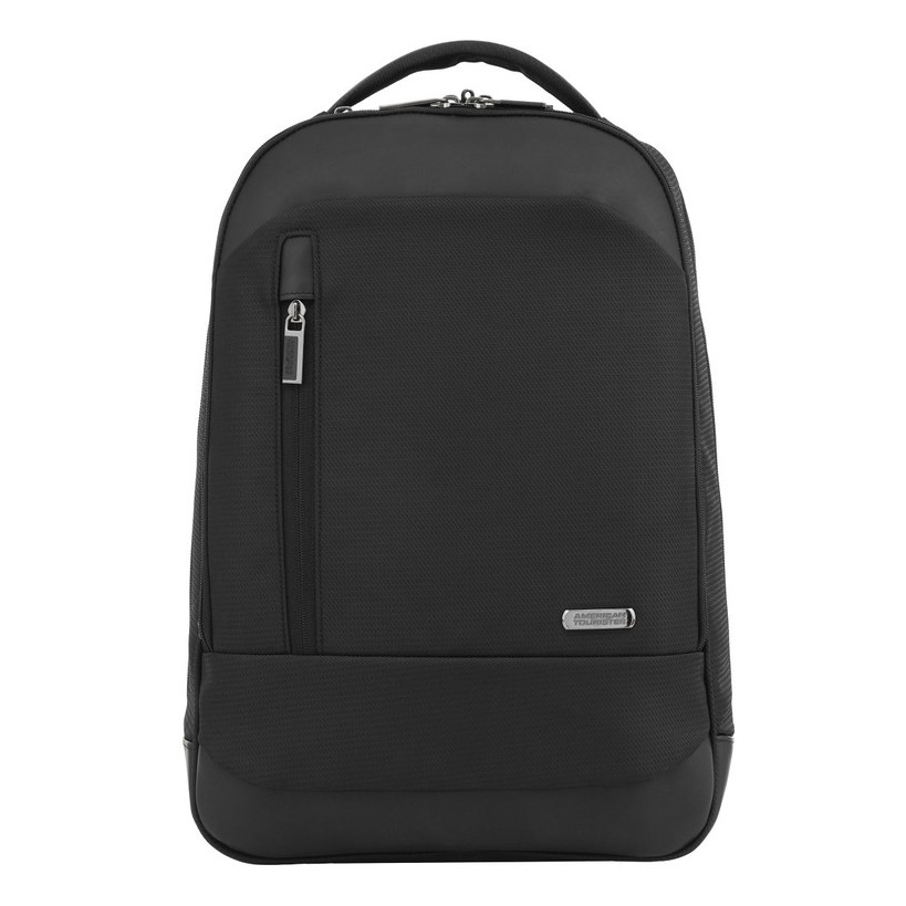 AMERICAN TOURISTER กระเป๋าเป้โน๊ตบุค รุ่น ESSEX BACKPACK02-BLACK
