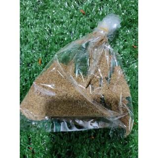 ลูกผักชีบดละเอียด(ใช้ทำberyani)วัตถุดิบ Ground coriander