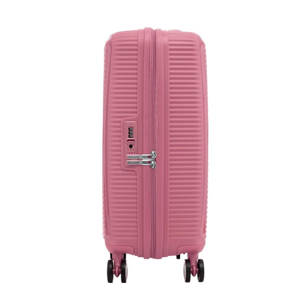 ✿✠AMERICAN TOURISTER กระเป๋าเดินทางล้อลาก (20นิ้ว) รุ่น CURIO SPINNER 55/20 EXP TSA