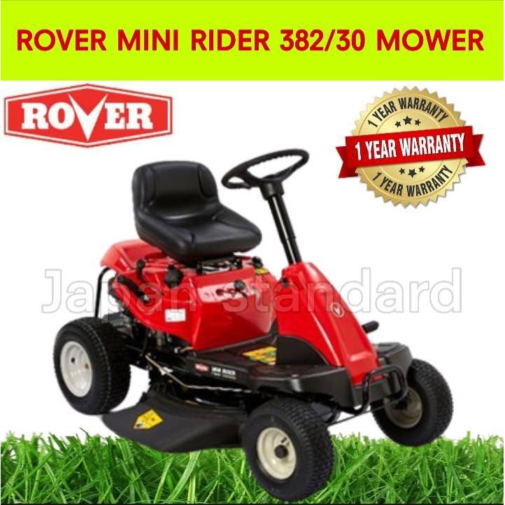 ROVER รถตัดหญ้านั่งขับ รุ่น Mini Rider 382/30 13 แรงม้า รถตัดหญ้า เครื่องตัดหญ้า ตัดหญ้านั่งขับ ตัดหญ้า