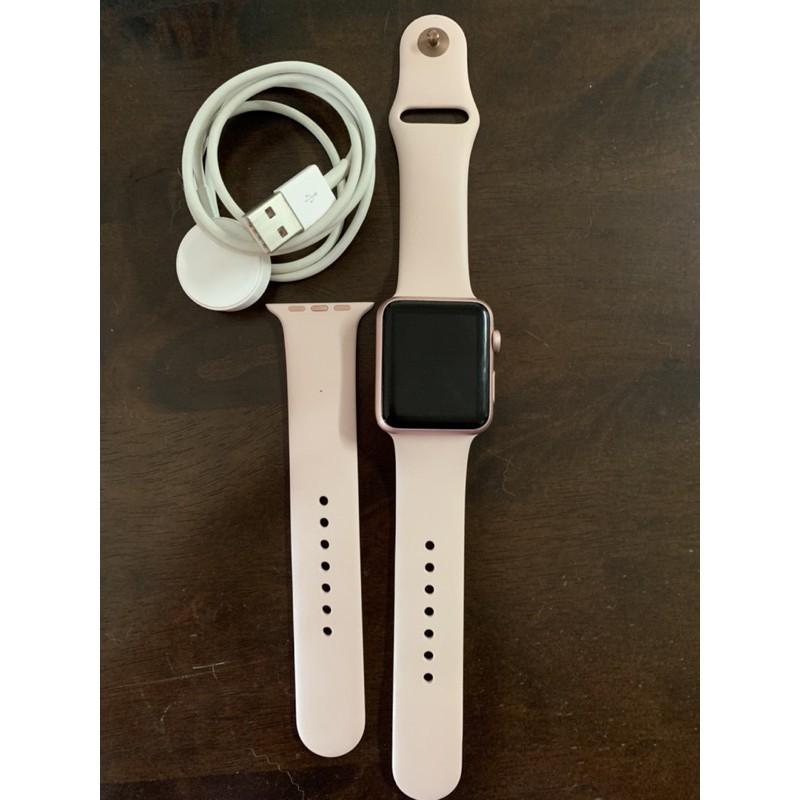 Applewatchมือสองสีชมพูและสีอื่นๆ